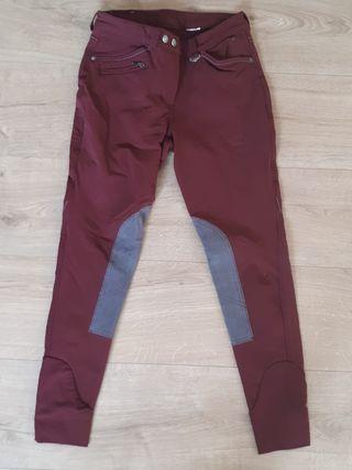 Pantalón hípica de niña