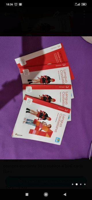 libros de lengua 3° primaria
