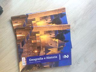 Geografia y historia 2 eso