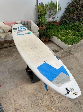 Tabla surf big mini malibu 7.3
