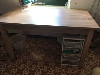Mesa escritorio o comedor extensible