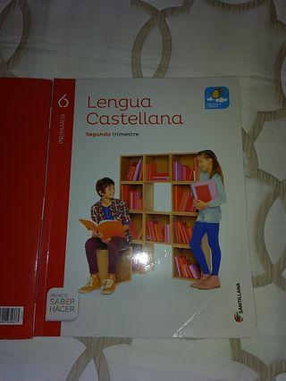 libros de lengua 6°primaria