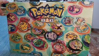 colección kraks Pokémon.