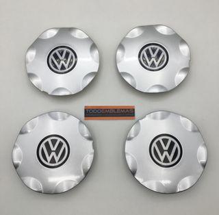 Nuevo CENTRO DE RUEDA VW 140MM