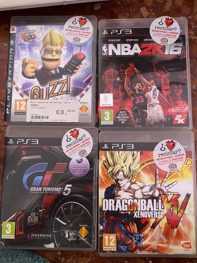 Playstation 3 blanca