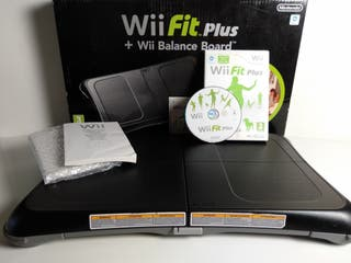 wii fit Plus + balance board