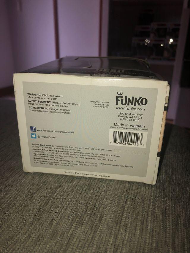 FUNKO POP - SEER # 181 (VIKINGS)
