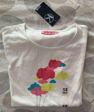 Camiseta niña Kiabi
