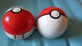 Bolas pokeboll Pokémon .