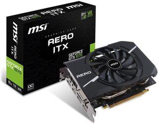 Nvidia GTX 1070 8GB