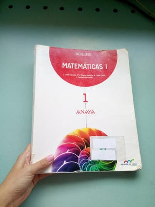 matemáticas I para bachiller