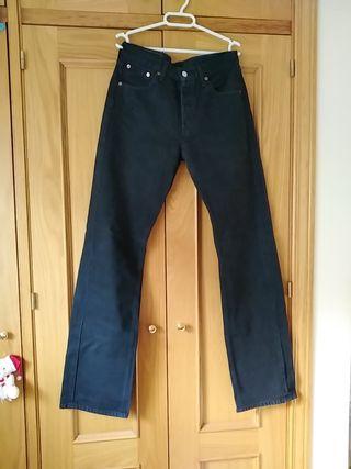 pantalón vaquero levis originales
