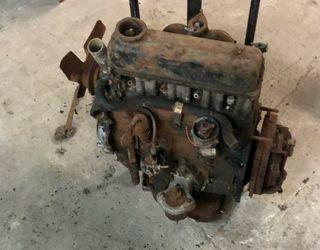 Simca Aronde-Motor gasolina