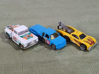 LOTE PICK UP HOT WHEELS