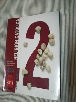 Libro de Religión. 2° ESO