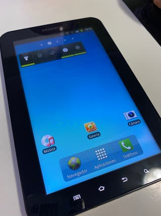 Tablet Samsung galaxy tab 7''