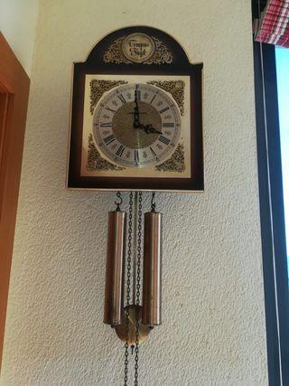 """Reloj de pared """"Tempus Fugit"""""""