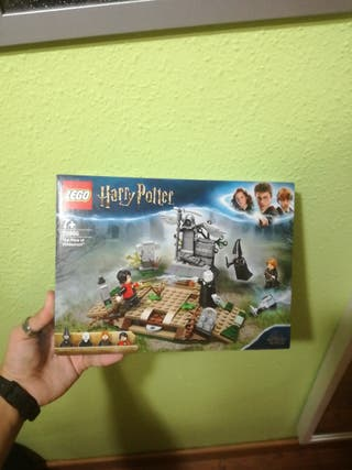 Caja harry potter lego
