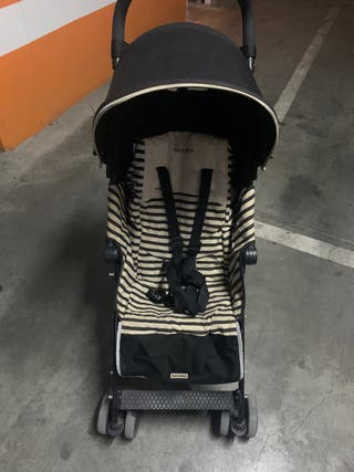 Carro Maclaren silla paseo