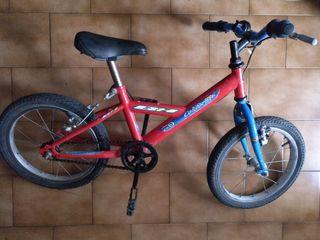 Bicicleta BH California de rueda de 16 pulgadas, p