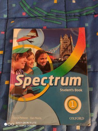 Libro 1° ESO inglés Oxford