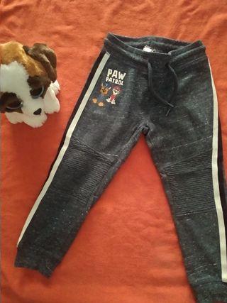 Pantalón chandal ,4 años