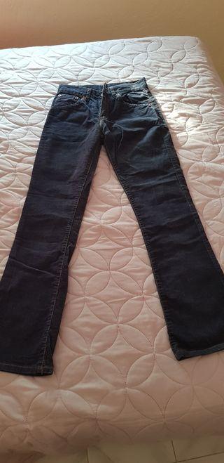 Pantalón pana Levis talla 36 NUEVOS!!