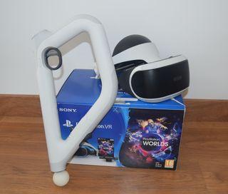 Gafas PlayStation VR PACK (realidad virtual)