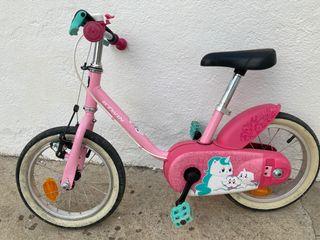 """Bicicleta de 14"""""""