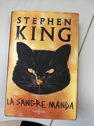 La Sangre manda, de Stephen King