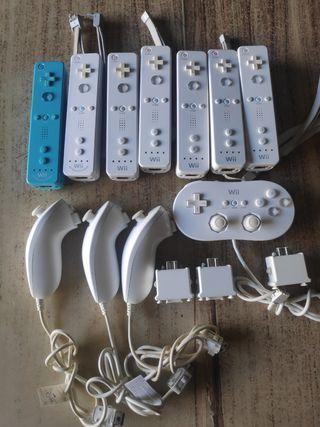 mandos Nintendo Wii u