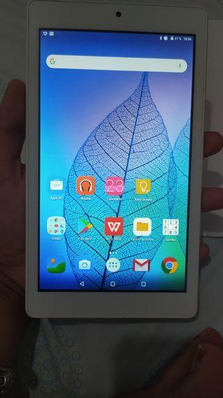 "Tablet Alcatel Pixi 4 7"" 8GB Blanca"