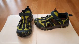 Sandalias deportivas trekking niño