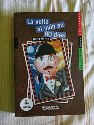 La volta al món en 80 dies - Jules Verne