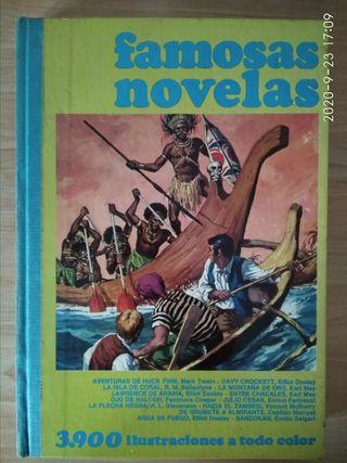 Famosas novelas. Tomo 4