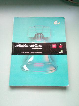 libro de religión para bachiller