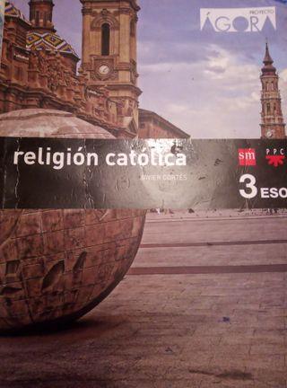LIBRO RELIGIÓN 3ESO