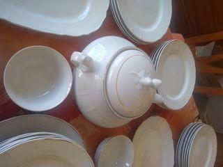 vajilla porcelana grissons España