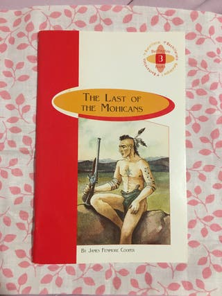 Libro The last of the Mohicans