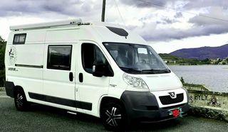 furgoneta Peugeot Boxer camper