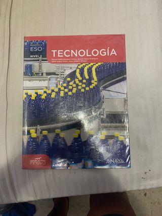 libro tecnología 3eso