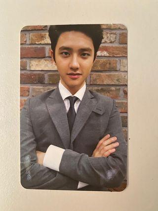 EXO photocard DO