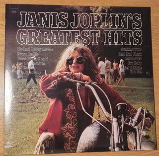 vinilo.lp.greatest hits JANIS JOPLIN'S