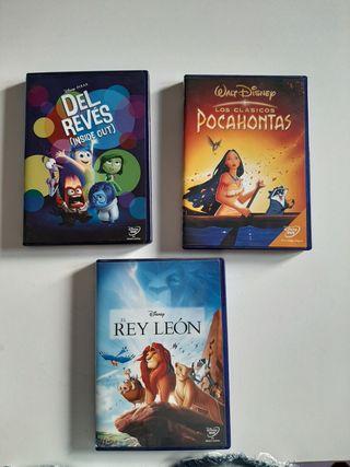 Peliculas Disney Pixar