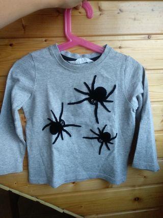 Camiseta niño/a halloween
