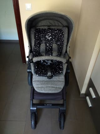 Jane Muum 2018: capazo, silla paseo y maxicosi