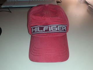 Gorra Tommy Hilfiger original roja