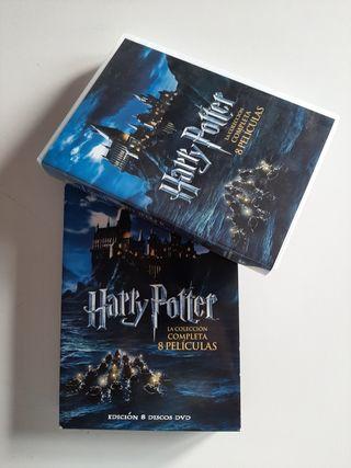Colección Harry Potter