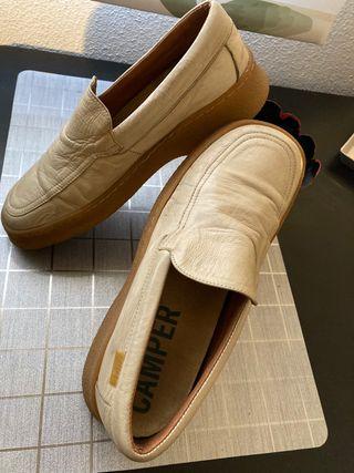 Zapato camper