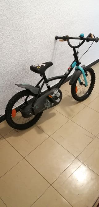 Bicicleta infantil, para niñ@s de 4 a 7 año btwin